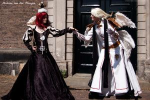 Trinity Blood - An Angel's Blessing by Meeltjuh