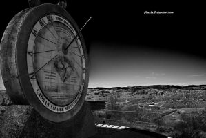 Sundial by Aneede
