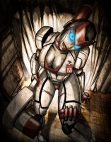 Nurse Ratchet: Cosmic Rust by SHADOBOXXER