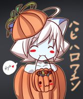 HAPPY HALLOWEEN NYA by B0RN-T0-DIE