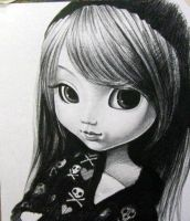 The doll by Theartdiary