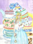 Alice in Wonderland by Jaxx101