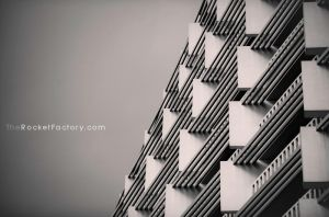Abstract wall 4 by frankrizzo