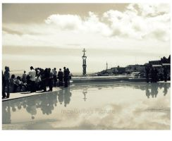 Barcelona by mzelBulle