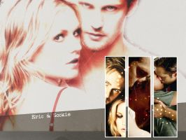 Eric and Sookie wp by evex81