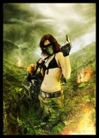 Jungle Warfare by conzpiracy