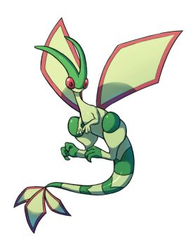 Flygon by SoihtuSS