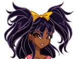 Iris from Pokemon in Winx Club style by Tzblacktd