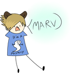MARV CLOSED by onelittlefurrycat