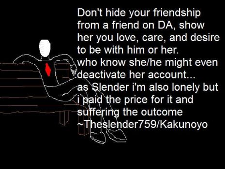 Advice by TheSlender759