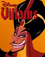 Disney Vector Villains: Jafar by tjjwelch