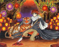 .:+Year of the Tiger+:. by TGA-Tsurugi
