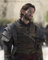 Daario Naharis 5.5h study ( video with audio) by Eedenartwork