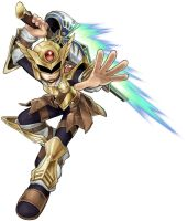 kid icarus uprising fighter by wbnightmare