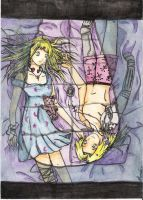Lovely night - Ed and Winry by akanai