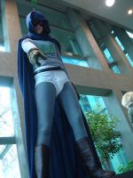 Mysterion cosplay by violet-plude