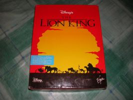 Classic lionking game by rarsa