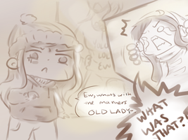 [Comic] Cold Winter Night [Panel 9~!] by Ask-JulchenB