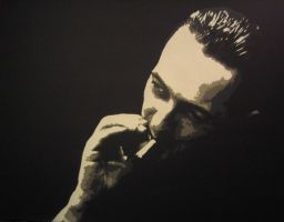 Joe Strummer by domdunlea