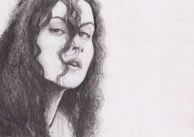 Bellatrix Lestrange by Mangamania13