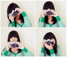 Cameras. by Fimrah