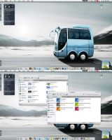 July Desktop by neodesktop