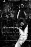 The Fragile by Ellifayne