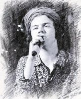 Harry Styles by Skylatheunicorn