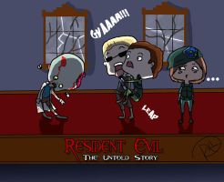 The Real Resident Evil by UmbrellaSpecter
