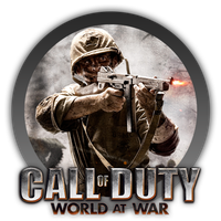 Call of Duty World At War - Icon by Blagoicons