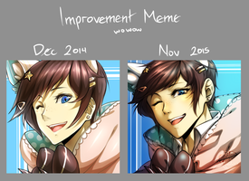 Improvement Meme by REcilince