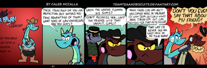 When Trouble Walks Into a Saloon Part 4 by TeamTeaandBiscuits
