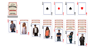 True Blood Solitaire by ctribeiro