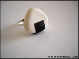 .:Onigiri Ring:. for sale by SaMtRoNiKa