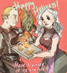 got/asoiaf: have a winter of ice and fire by Suu-mon