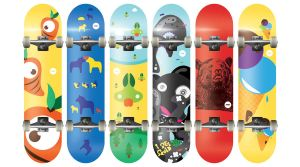 SkateDecks by Speero