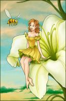 Thumbelina by madam-marla