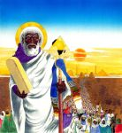 Moses In The Old Testament by cjjuzang