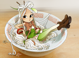 Pho by meago