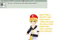 Question 239 by AskLenKagamine02