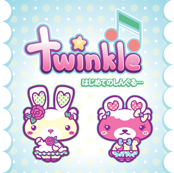 twinkle CD cover by mandichan