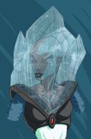 Miss Freeze by Debarsy