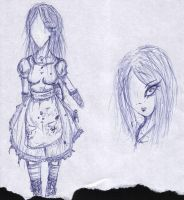 American Mcgee's Alice by Denial-of-a-Failure