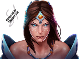 Mirana Rendered PNG - Spring Cleaning Updated by sheron1030