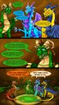 The Guardians pg 64 by DragonCid