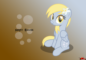 Derpy Hooves by BurnedPigeon
