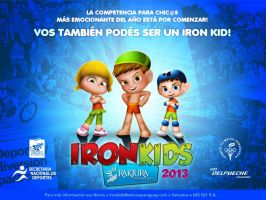 Iron Kids 2013 - Paraguay by GuilleAC