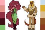 Adoptable batch 1 |Auction| closed by Proud-Delle