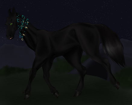 Blessings of Night by AgentDarkhorse