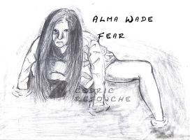 Alma Wade In Blood.... by 25clad35